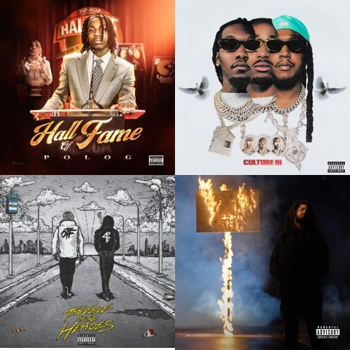 Polo G Hall Of Fame Migos Culture 3 first week album sales week 24 2021