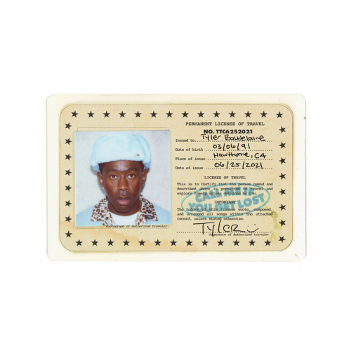 Tyler The Creator CALL ME IF YOU GET LOST album stream