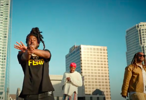 YG Mozzy Ty Dolla $ign Vibe With You video