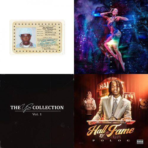 Album sales week 26 2021