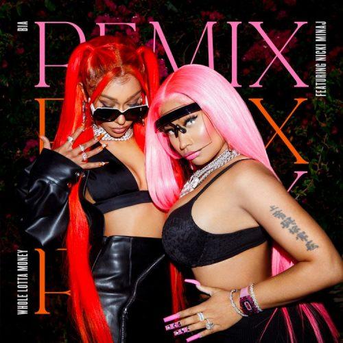 BIA Nicki Minaj Whole Lotta Money Remix