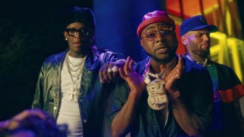 Davido Chris Brown Young Thug Shopping Spree video