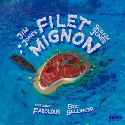 Jim Jones Fabolous Eric Bellinger Filet Mignon video