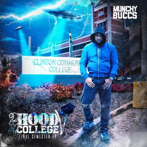 Munchy Buccs 2 Hood 4 College V Final Semester
