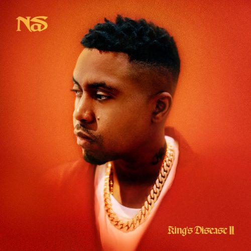 Nas King's Disease 2 cover