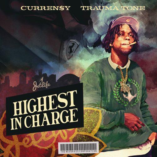 Curren$y Highest In Charge album stream