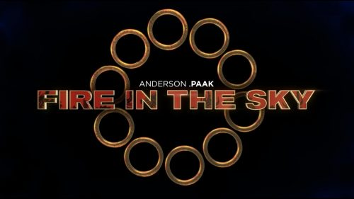 Anderson .Paak Fire In The Sky