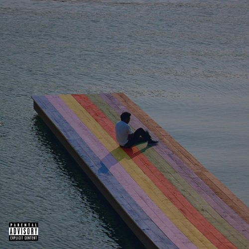 Baby Keem the melodic blue album artwork