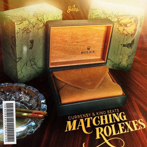 Curren$y Matching Rolexes album stream