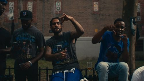 Dave East Harry Fraud Kiing Shooter Yeah I Know video