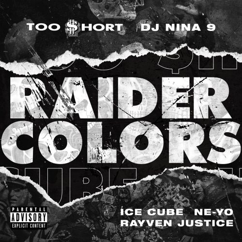 Ice Cube Ne-Yo Too $hort Raider Colors