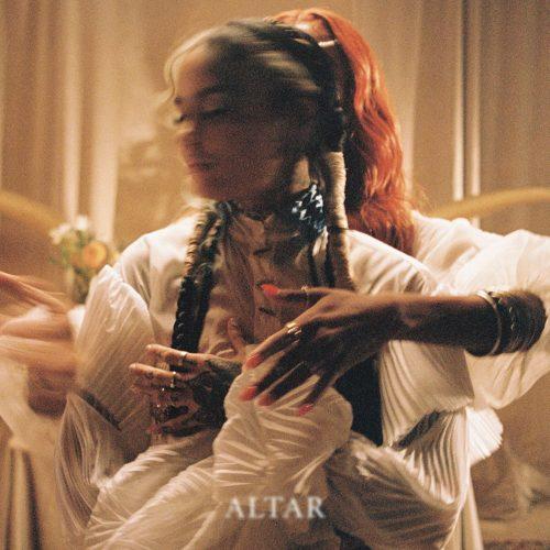 Kehlani Altar video