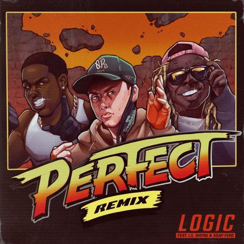 Logic Lil Wayne ASAP Ferg Perfect remix