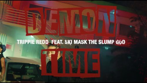 Trippie Redd Ski Mask The Slump God Demon Time video