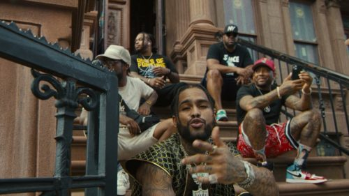 Dave East Harry Fraud Just Another Rapper video