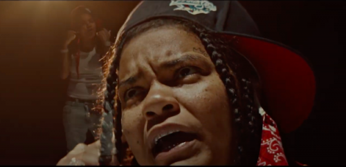 Young M.A Crime Poetry video